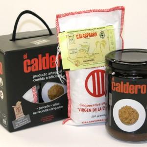 Pack de Caldero