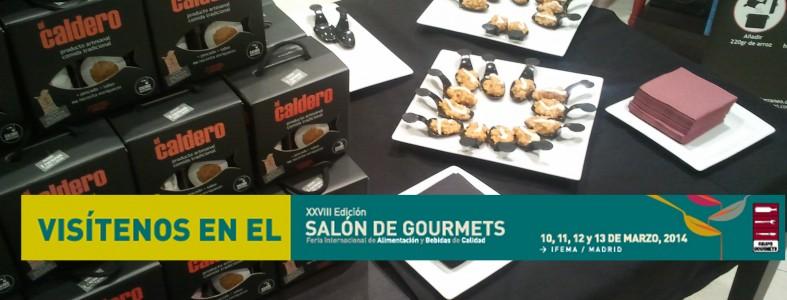 El Caldero Salon Gourmets
