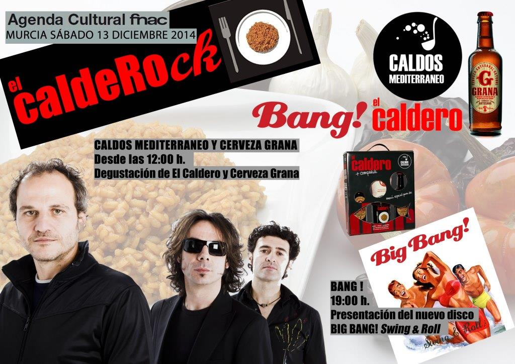 CaldeRock. Cartel