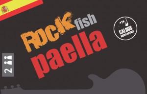 RockFish Paella
