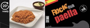 RockFish Paella Etiqueta