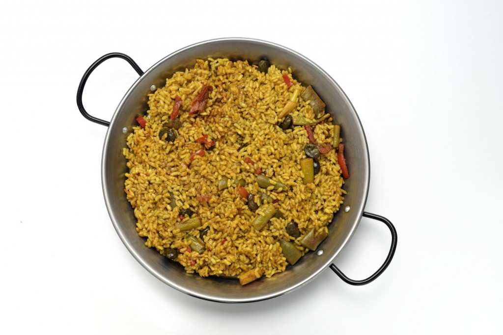 Rock Paella de Verduras