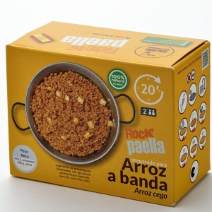 ARROZ A BANDA Rock Paella