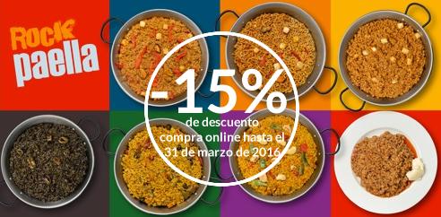 Promoción 15%